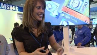 Samsung Entertainment Products At Gadget Show 2012