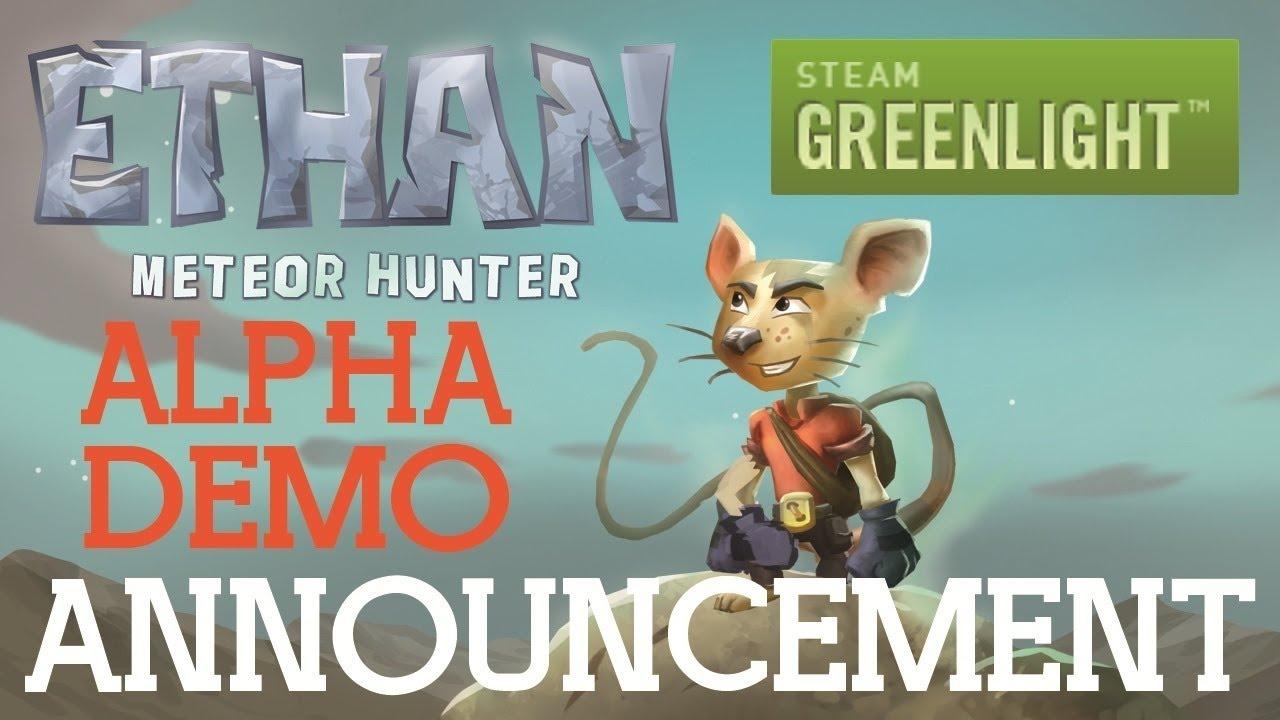 Ethan: Meteor Hunter Coming Soon to PSN