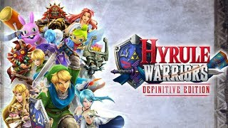 MY ZELDA NERDOM SHINES! | Hyrule Warriors - Definitive Edition