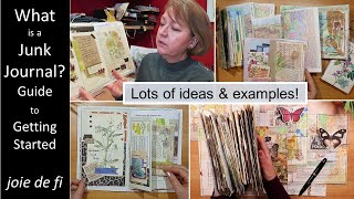 What Is A Junk Journal ⭐ Beginners Guide to Getting Started In 3 Easy Steps