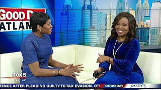 Caroline Chikezie from 'The Passage' on Good Day Atlanta