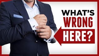 10 Suit Mistakes That Make You Look Stupid | How To Buy A Suit | RMRS