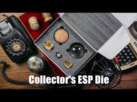 Collector's ESP Die by Secret Factory