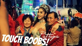 Touch Boobs In Pattaya! | Vlog