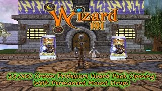 Wizard101: 45K ON IMMORTALS LORE PACKS! (Pack Opening) - Its