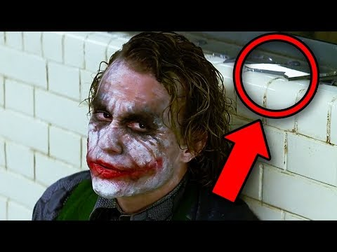 DARK KNIGHT Breakdown! JOKER Analysis & Easter Eggs (Nolan Batman Trilogy Rewatch)
