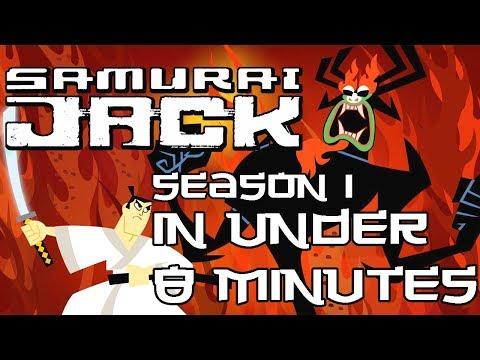 Samurai Jack Recap Season 1. What Happened in Samurai Jack Season 1?  Samurai Jack Recap.
