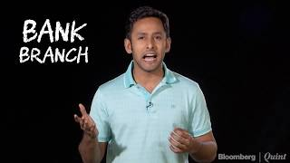 What is bank branches