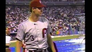 Atlanta Braves Celebrate Dale Murphy Night - June 4, 1991