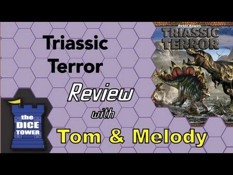 Dice Tower Reviews: Triassic Terror
