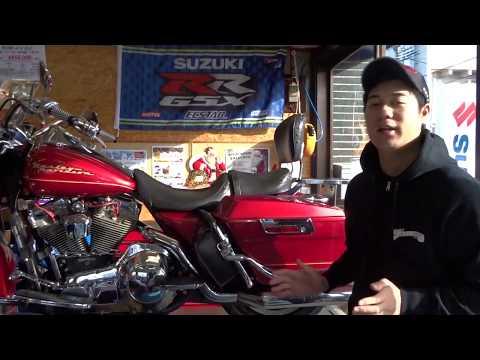 FLHR-I ROADKING/ハーレーダビッドソン 1584cc 山形県 SUZUKI MOTORS