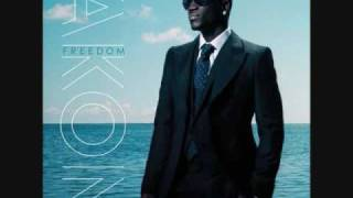 Akon- I'm So Paid with lyrics
