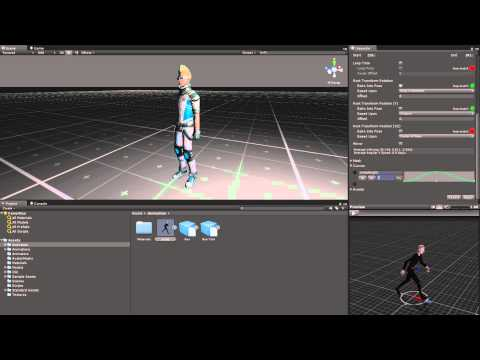 Animation Curves and Events - Unity