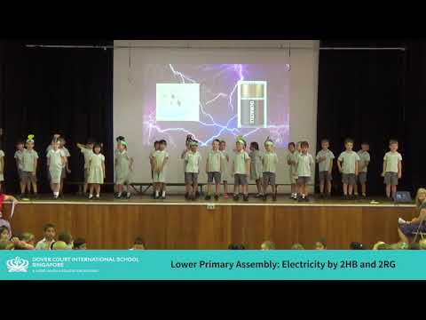 Lower Primary Assembly: Electricity by 2HB and 2RG