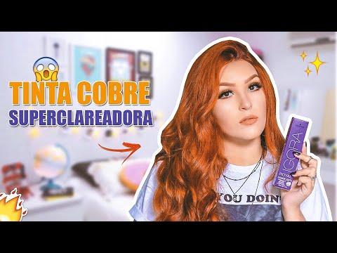 TINTA COBRE SUPERCLAREADORA L-77 DA IGORA