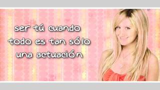 OVERRATED En Español - Ashley Tisdale