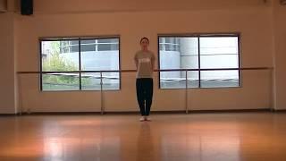【大阪】バレエレッスン課題①〜振付〜のサムネイル画像