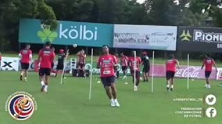 Así se prepara LaSele en el Complejo Deportivo FEDEFUTBOLPlycem para disputar la Gold Cup