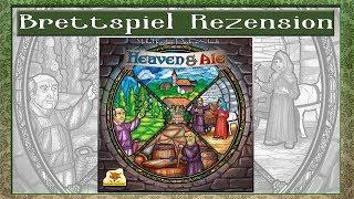 Heaven & Ale Brettspiel Rezension Eggert Spiele / Pegasus Spiele