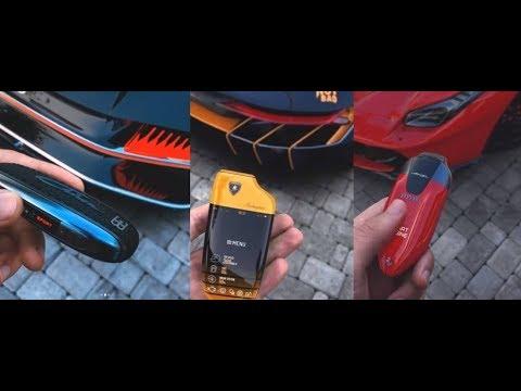 Ferrari lambo bugatti...La llave cuesta mas que mi coche [suscribete]