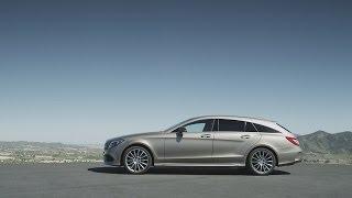 the new generation CLS Shooting Brake - Mercedes-Benz original