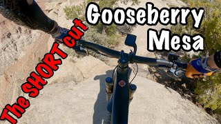 My shorted 8 min version of Gooseberry Mesa