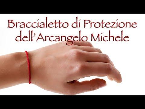 Braccialetto di protezione dell'Arcangelo Michele