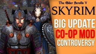 Bethesda Responds to the Skyrim Multiplayer Mod Controversy - Future of Skyrim Together