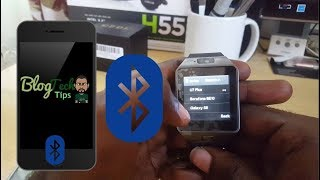 How to setup BT Notifier DZ09 and other Smartwatch Android