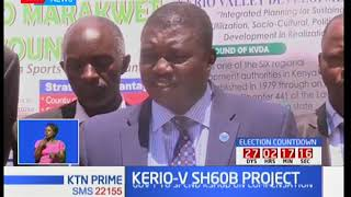 Government to spend Sh60 Billion in compensation of families for Kerio-V project