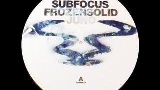 Sub Focus   Frozen Solid