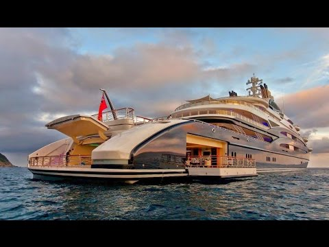 #YACHT FOR 300 MILLION $ 134 METERS
