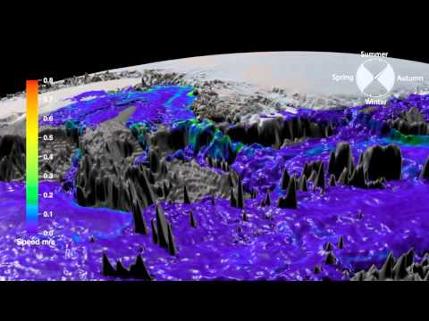 This Fascinating Antarctic Water Animation Was Made On Australia's Most Powerful Supercomputer