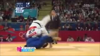 김재범 런던올림픽 하이라이트 Jae Bum Kim London Olympics Highlight Judo