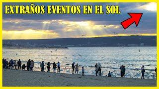 Fenómenos Muy Raros e Inesperados Son Detectados en el Sol