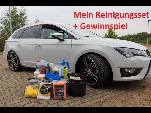 Auto Außenpflege - meine Favoriten + Gewinnspiel !!!