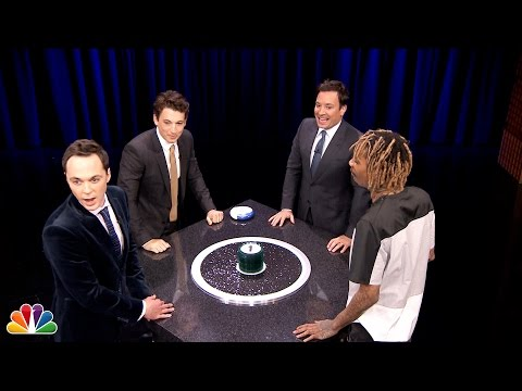 Catchphrase with Jim Parsons, Miles Teller and Wiz Khalifa