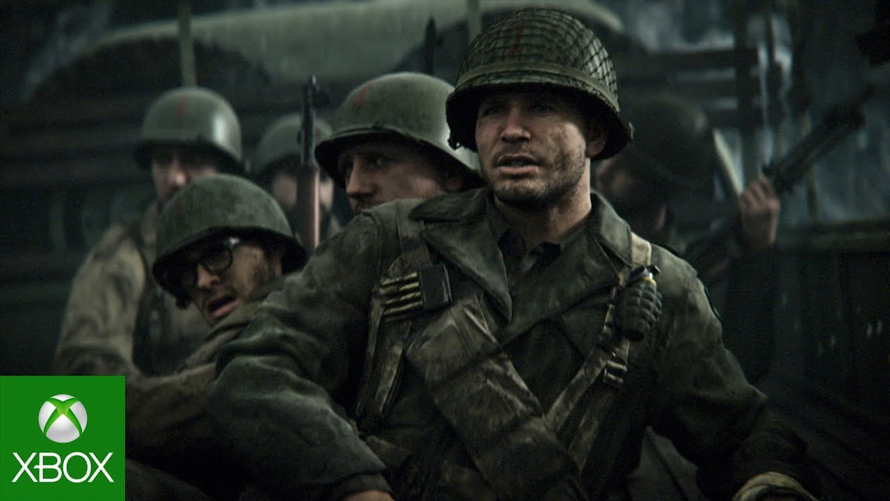 Call of Duty®: WWII - Story Trailer