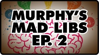 Murphy's Mad Libs #002 - Brainstorming