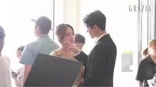 Joyoonhee And Leedonggun Wedding And Pregnancy