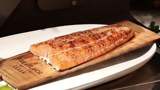 How To Grill Salmon On A Plank   Southern Living