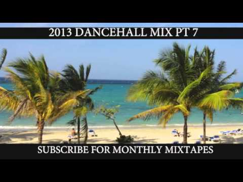 2013 DANCEHALL MIX PT 7 (Block Party Riddim Brixton Bounce Riddim Center Forward Riddim)