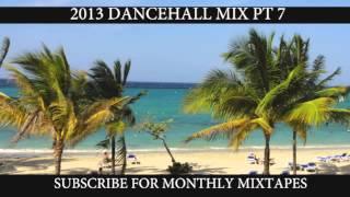 2013 DANCEHALL MIX PT 7 (Block Party Riddim Brixton Bounce Riddim Center Forward Riddim)