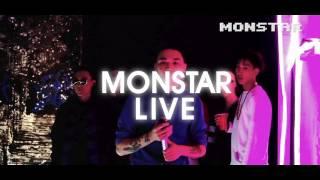 MONSTAR LIVE SESSION VOL.6 - MABERRANT /DUAL ZET/