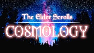 SKYRIM - 5 Cosmology Facts You May Not Know (Elder Scrolls Lore & Secrets)