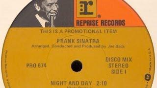 Frank Sinatra - Night And Day [1977 Disco Version]