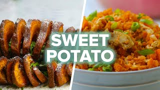 6 Delicious Sweet Potato Recipes
