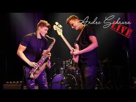 Andre Schnura Live: Ariana Grande - No Tears Left To Cry (Saxophone Cover) 2/3