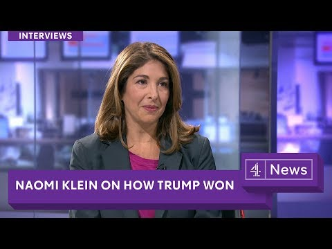 Naomi Klein on the media's habit to Trump and easy methods to jam his model · Interview · The A.V. Membership