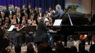 Людвиг ван Бетховен.  Фантазия для фортепиано, хора и оркестра